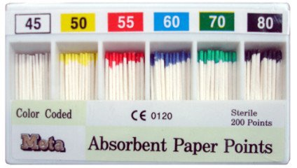 Paper & Gutta Percha Points