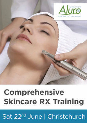 Comprehensive Skincare RX Training Derma Labs Consultant Christchurch