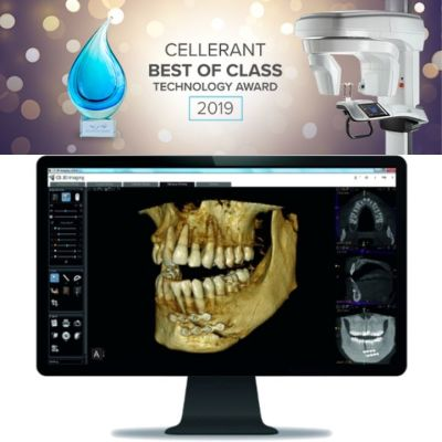 CS 9600 CBCT System Recognized as a 2019 Best of Class Technology Award Winner