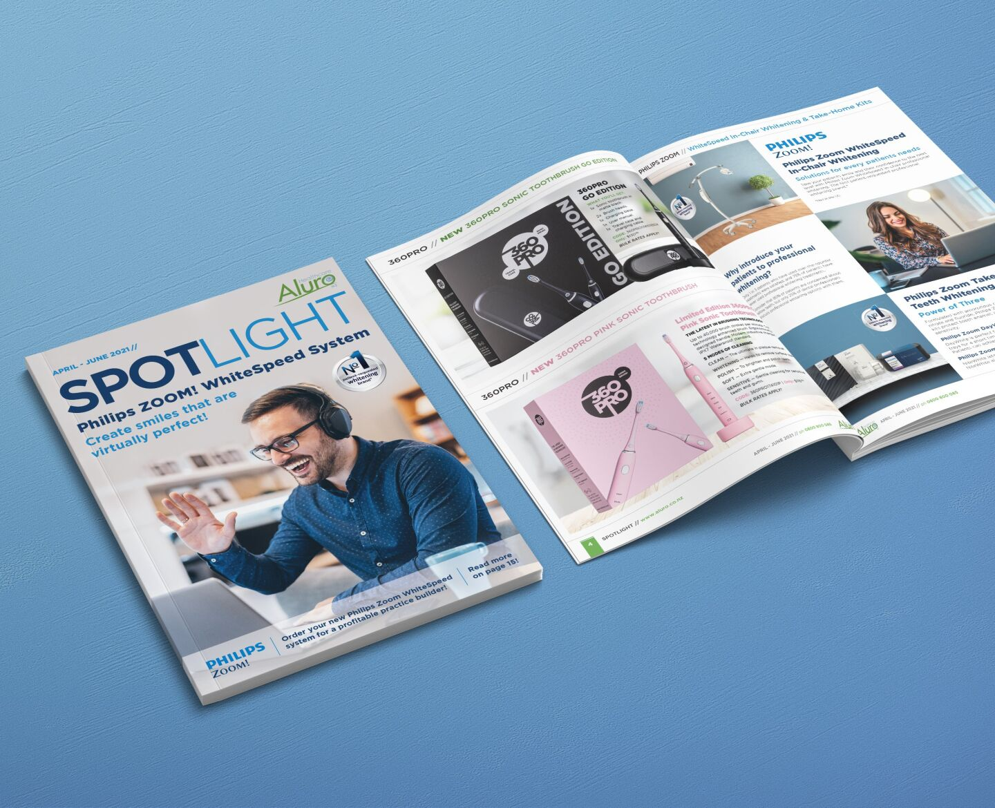 Spotlight April - June Issue